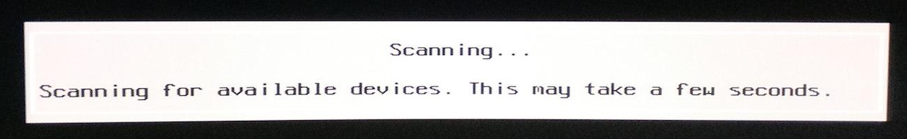 proceso escaneo discos duros