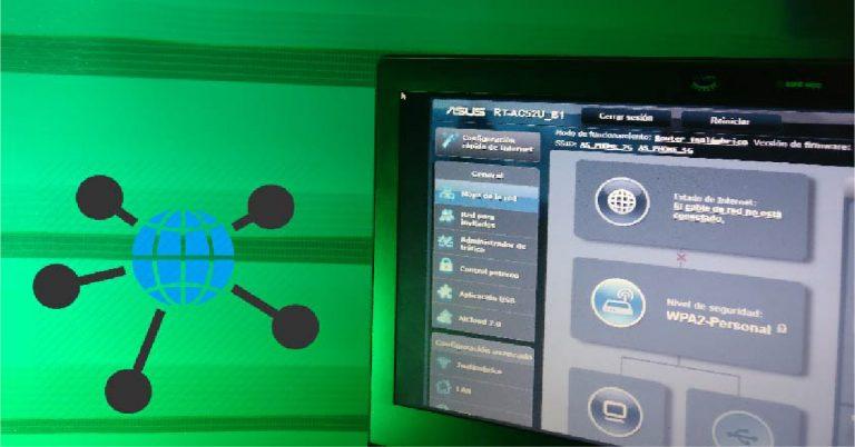 Configuración router Asus para sustitución de router de Fibra Optica de Movistar