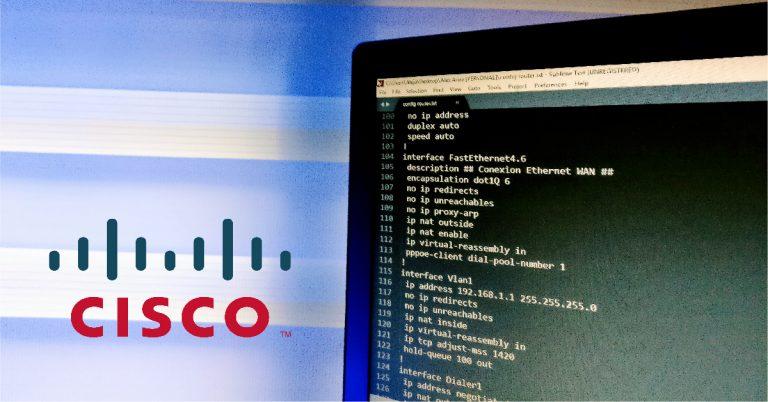 Sustitución de router Movistar con un router neutro Cisco