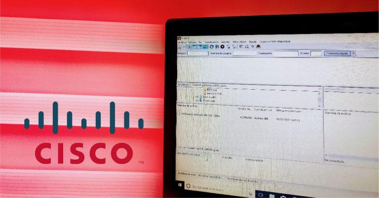 Backup y transferencia de IOS Cisco hacia un servidor FTP remoto