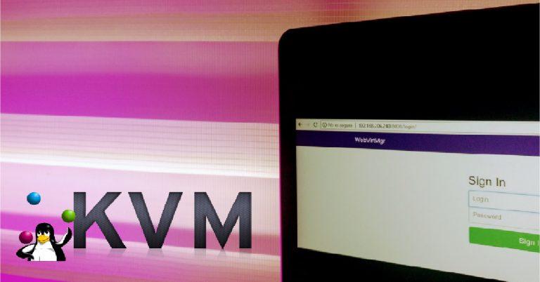 Como instalar KVM en Ubuntu