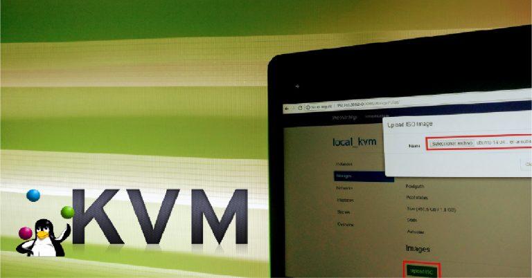 Configuración y puesta en marcha de KVM
