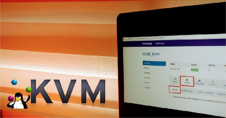 Mi primera maquina virtual en KVM