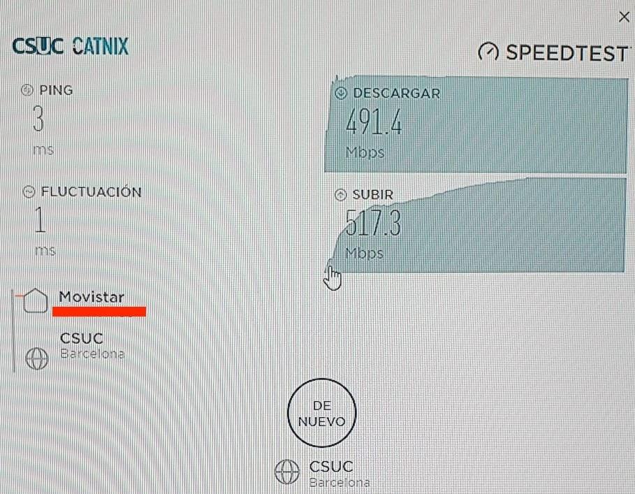 Speed Test 1