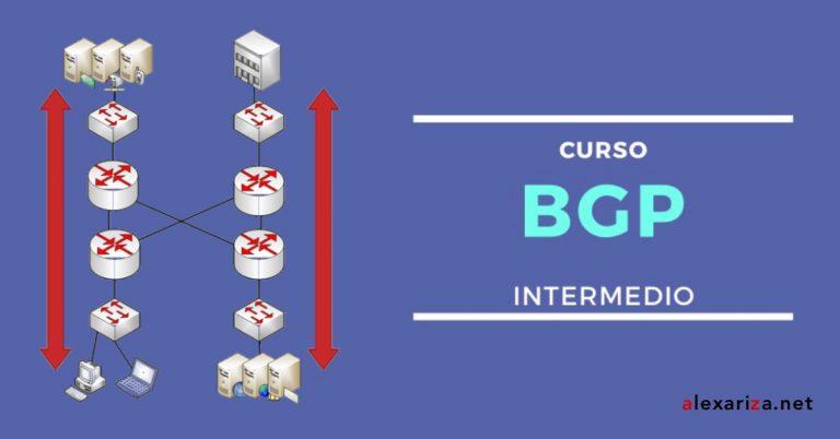 Curso BGP Intermedio