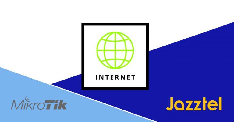 Sustitucion router Jazztel por Mikrotik